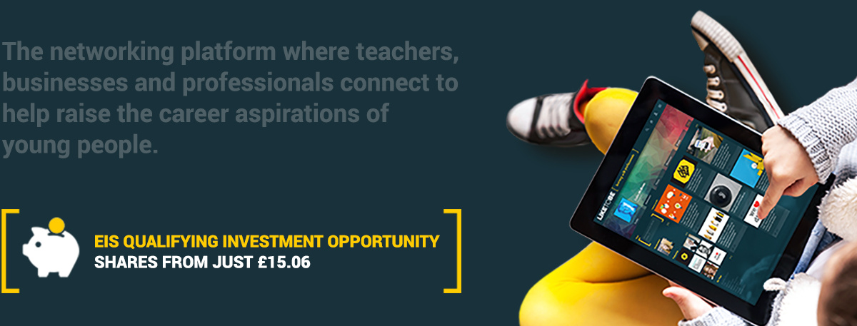 The networking platform where teachers, businesses and professionals connect to help raise the career aspirations of young people.